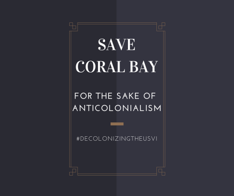 Save Coral Bay